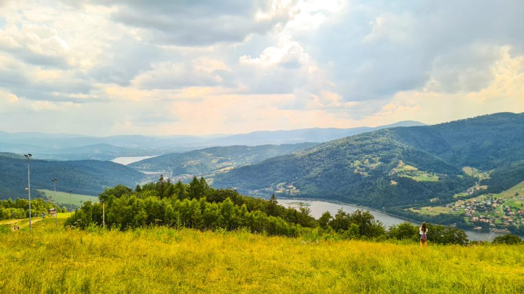 Góra Żar szczyt