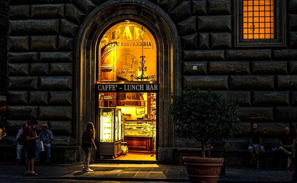 Caffe Pasticceria