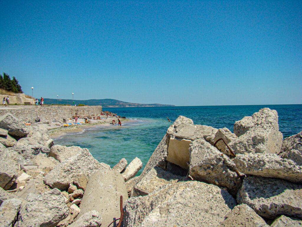 Nesebyr Morze Czarne