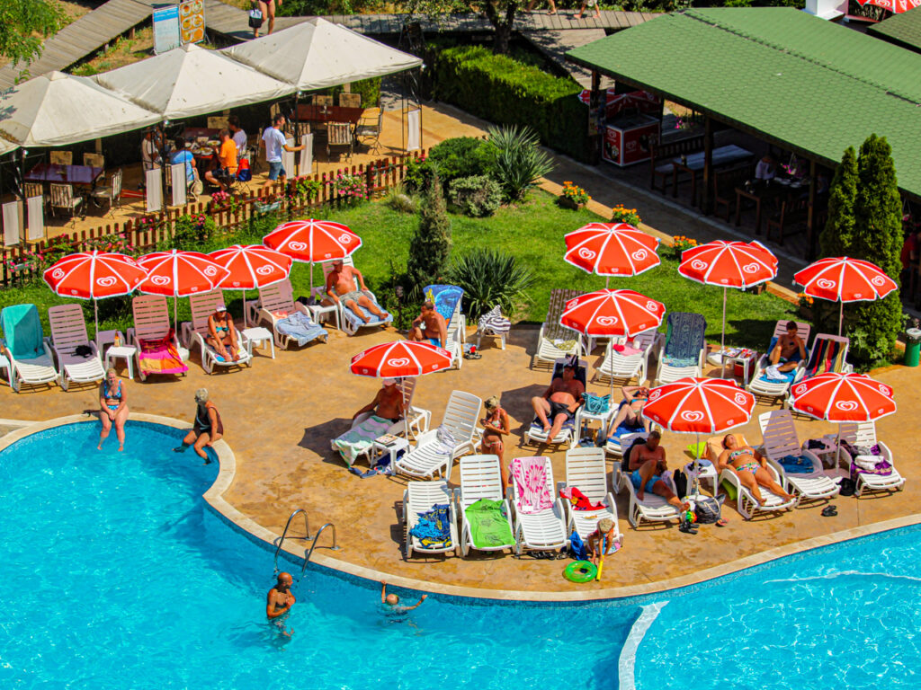 Hotel Delfin Słoneczny Brzeg