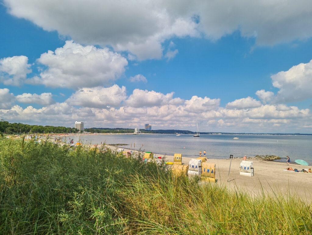 plaża Niendorf