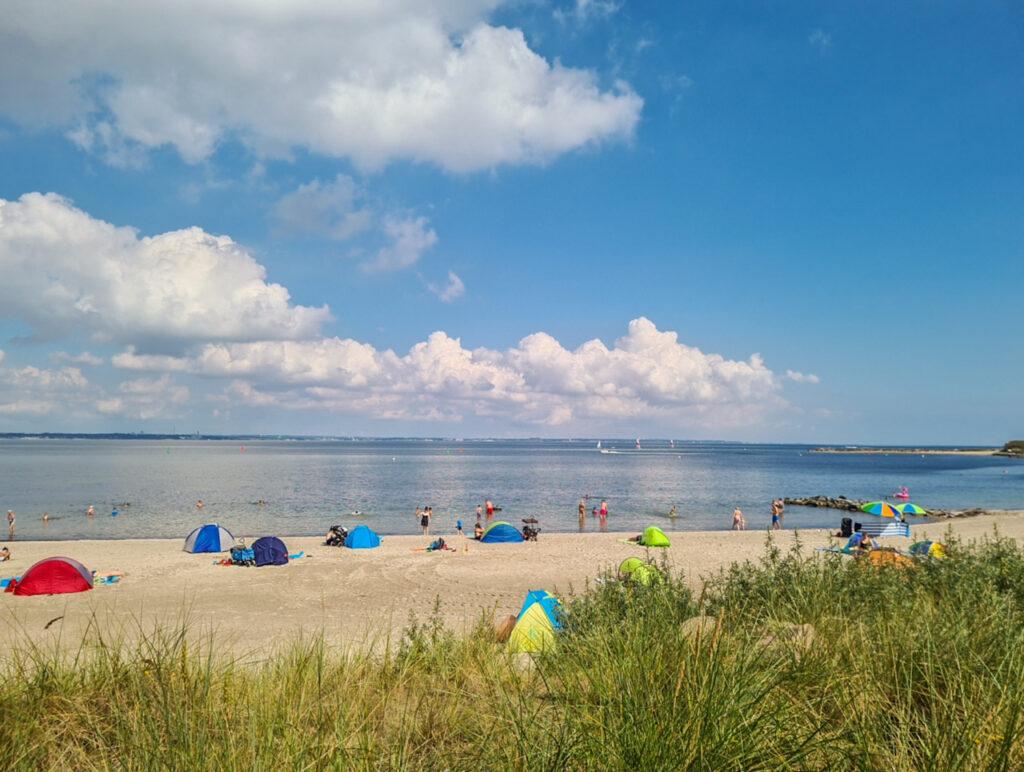 plaża Timmendorfer Strand
