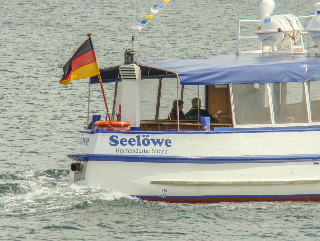 Seelowe Timmendorfer Strand
