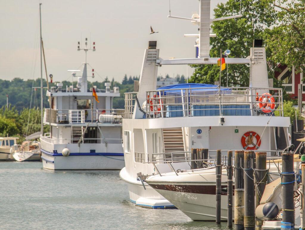 port w Niendorf