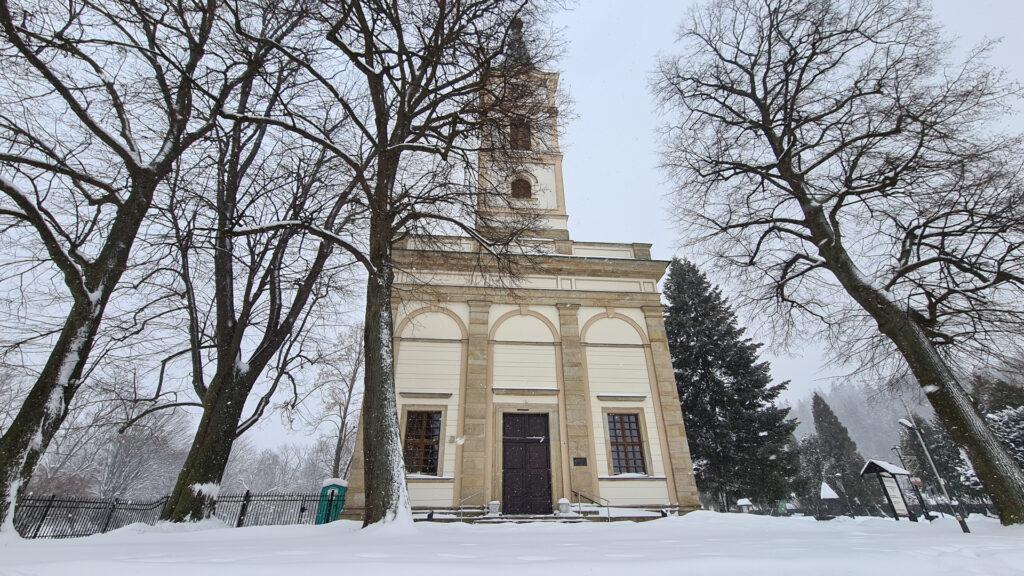 Kościół Ewangelicko-Augsburski ap. Piotra i Pawła w Wiśle