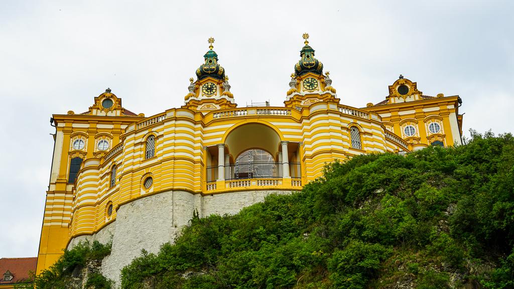 Klasztor Benedyktynów w Melk