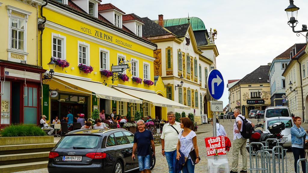 Hotel Zur Post Restaurant Melk