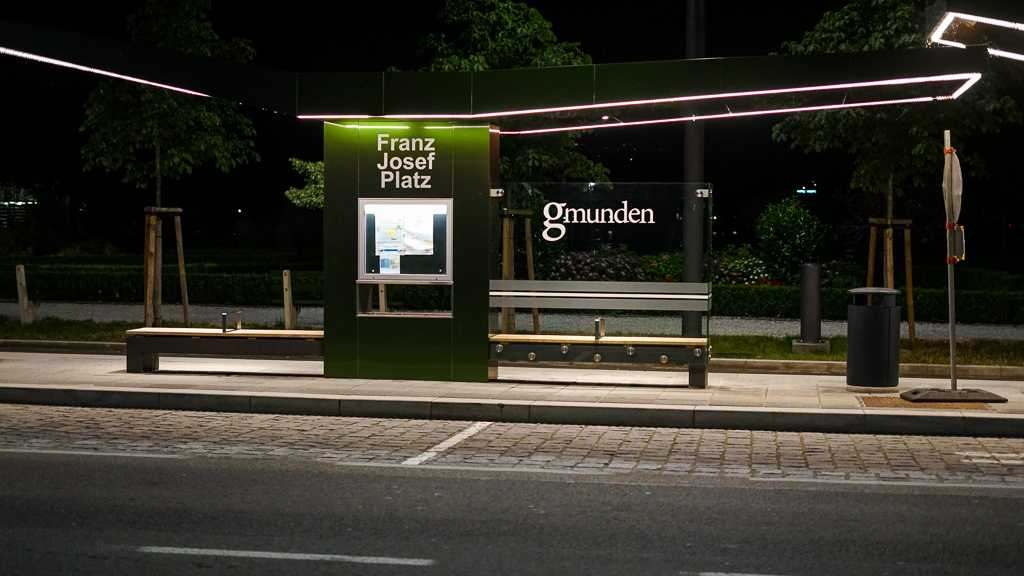 Centrum Gmunden Austria