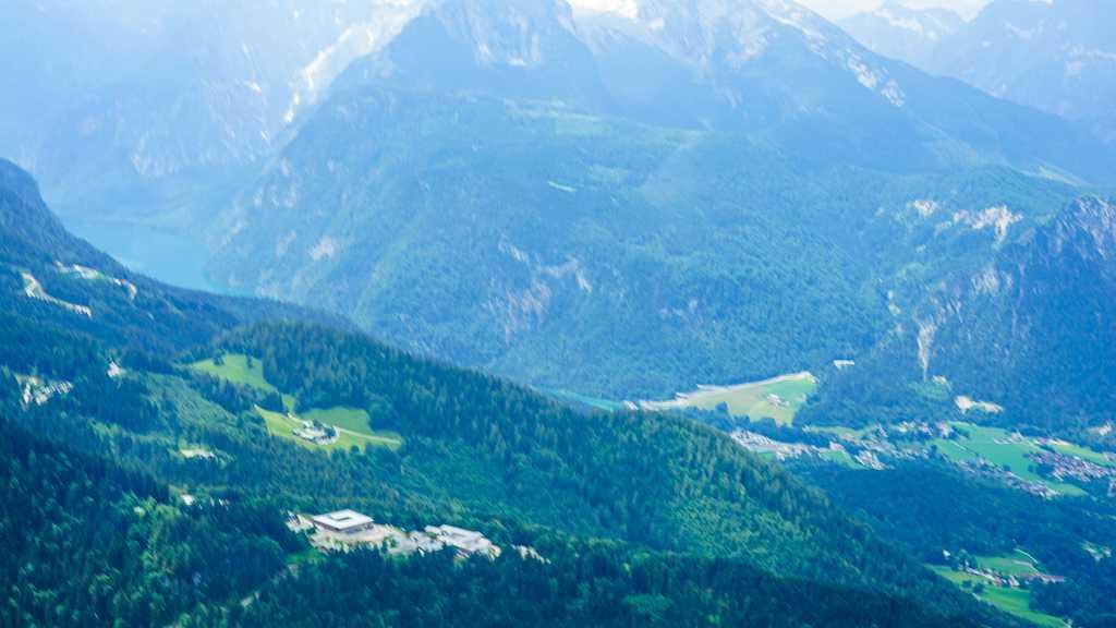 Dojazd na sam szczyt Orlego Gniazda