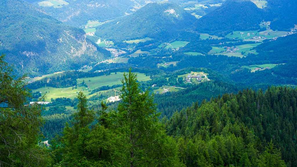 dojazd na Kehlstein