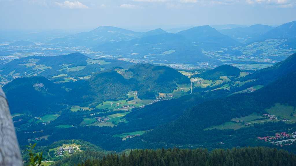 Herbaciarnia na Kehlsteinie – Orle Gniazdo – Niemcy