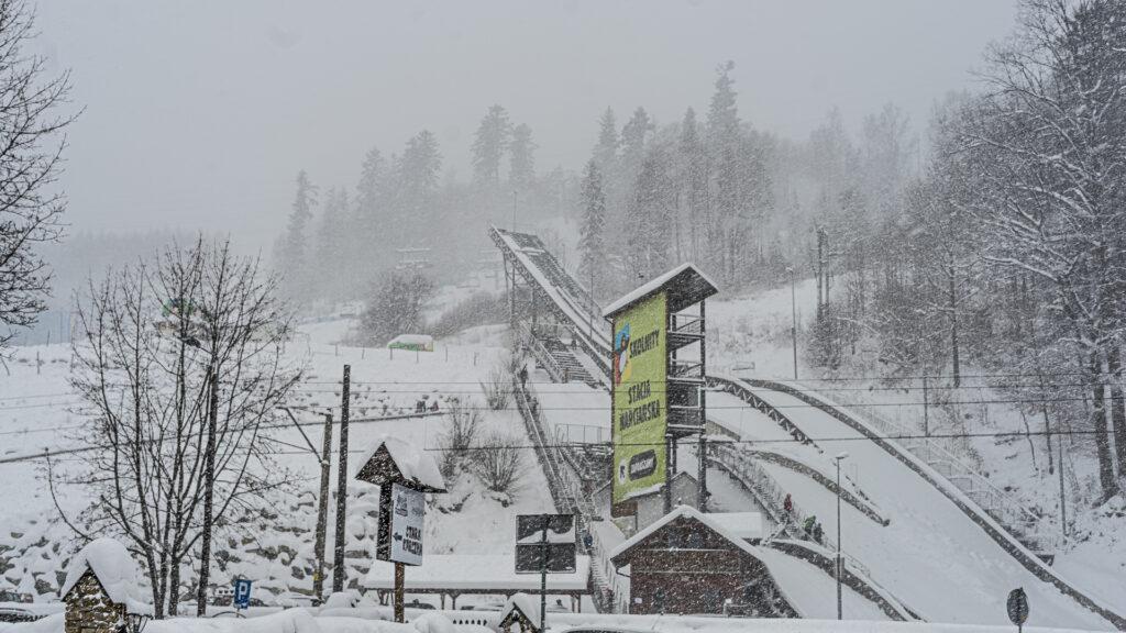 Wisła skocznia narciarska