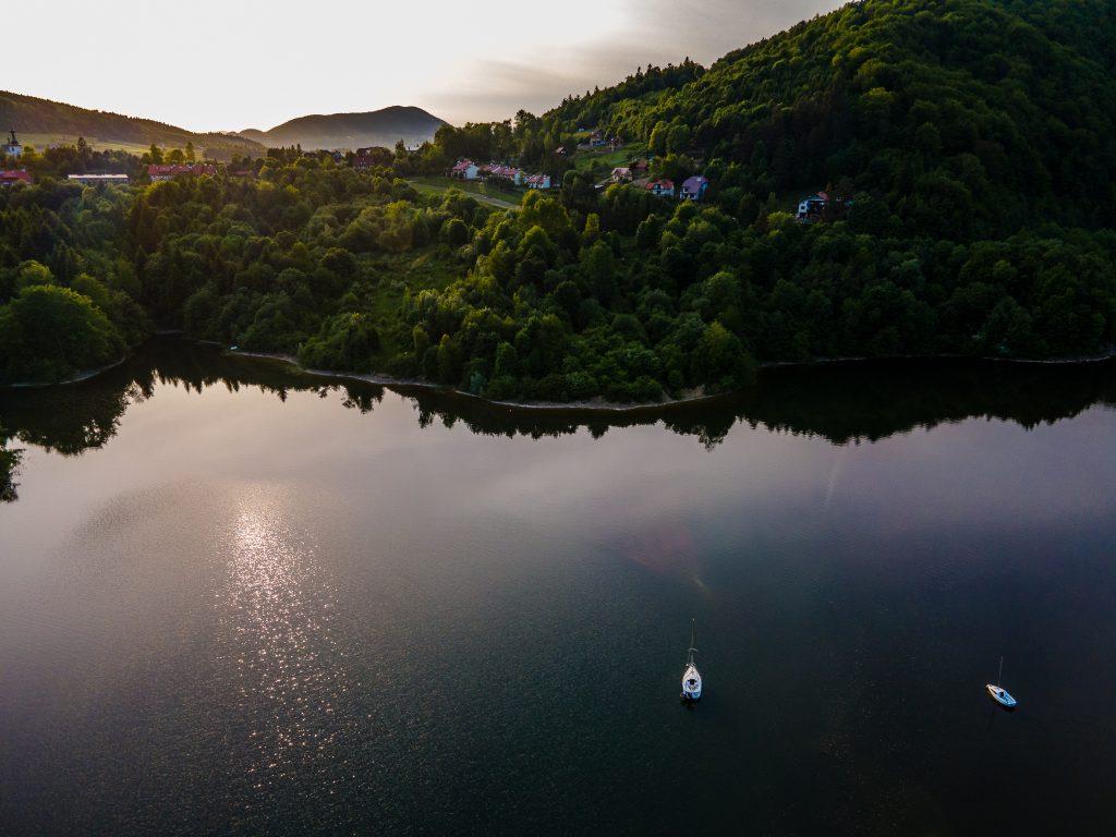 Jezioro Klimkowskie