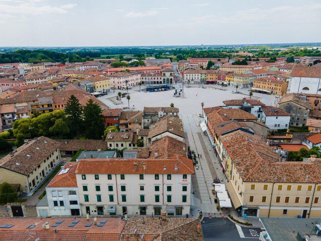 Palmanova Włochy
